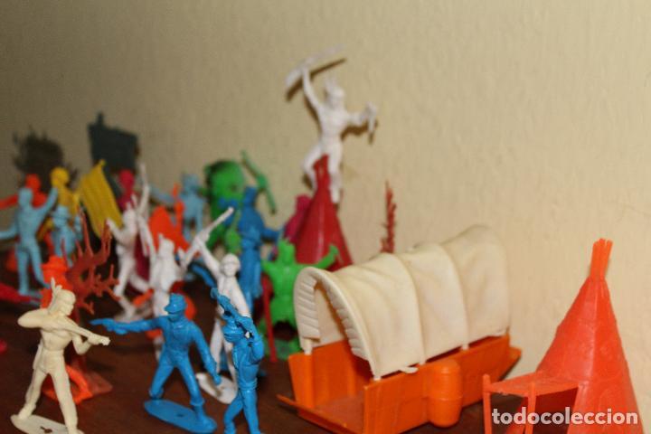 Figuras de Goma y PVC: LOTE DE FIGURAS STARLUX,COMANSI,BRIAIS,TIMPO,REAMSA,PECH.....AÑOS 60,70,80 - Foto 12 - 84882536