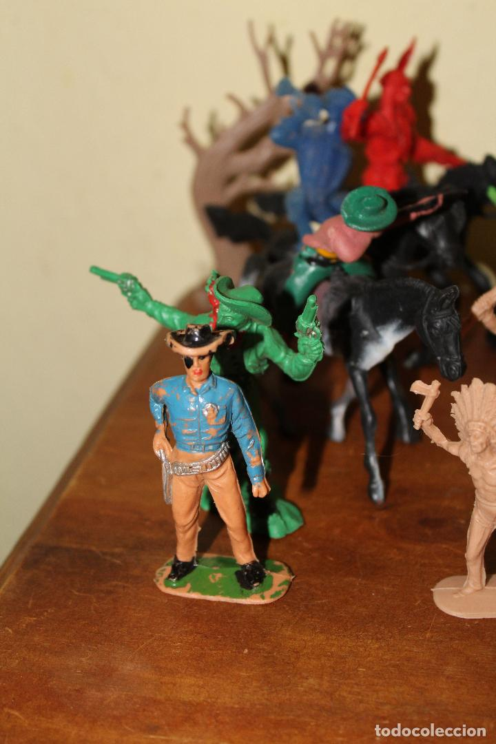 Figuras de Goma y PVC: LOTE DE FIGURAS STARLUX,COMANSI,BRIAIS,TIMPO,REAMSA,PECH.....AÑOS 60,70,80 - Foto 24 - 84882536