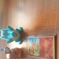 Figuras de Goma y PVC: LOTE DE 2 POKEMON - MCDONALDS. Lote 84984608