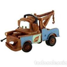 Figuras de Goma y PVC: FIGURA PVC MATE (CARS) DISNEY - ORIGINAL DE BULLYLAND. Lote 85143368