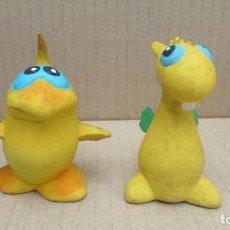 Figuras de Goma y PVC: FIGURAS GOMA LANCO MADE IN SPAIN - SILBIDO . Lote 85251528