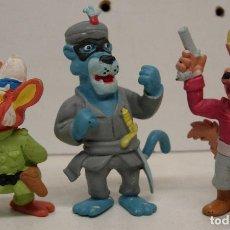 Figuras de Goma y PVC: LOTE 3 FIGURAS PVC SANDOKAN, STAR TOYS, 1992. Lote 85313924