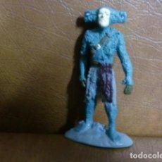 Figuras de Goma y PVC: FIGURA/MUÑECO ZIXXLE .- DISNEY MIDE 6 CÉMTS. APRÓX. ALTO. Lote 85349172