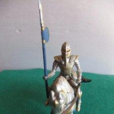 Figuras de Goma y PVC: SCHLEICH MEDIEVAL CABALLERO DEL GRIFO. Lote 85490808