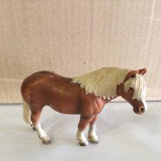 Figuras de Goma y PVC: FIGURA PVC CABALLO SCHLEICH ANIMAL ANIMALES. Lote 85517154