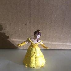 Figuras de Goma y PVC: FIGURA PVC LA BELLA Y LA BESTIA WALT DISNEY BULLY BULLYLAND AÑOS 80. Lote 85520220