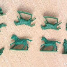 Figuras de Goma y PVC: SOLDADITOS MONTAPLEX MIGUEL STROGOF EL CORREO DEL ZAR Nº 1040 AÑOS 70 ORIGINAL MUY DIFICIL. Lote 85537192