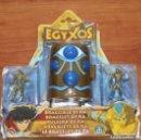 Figuras de Goma y PVC: BLISTER EGYXOS PULSERA DE RA CON CAMARA DE TRANSFORMACION DE GIOCHI PREZIOSI - EGIPTO EGIPCIOS. Lote 85846344