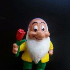 Figuras de Goma y PVC: COMICS SPAIN FIGURA FIGURAS GOMA PVC ENANITO BLANCANIEVES. Lote 85883712