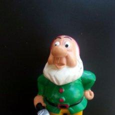Figuras de Goma y PVC: COMICS SPAIN FIGURA FIGURAS GOMA PVC ENANITO BLANCANIEVES. Lote 85883912