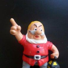 Figuras de Goma y PVC: COMICS SPAIN FIGURA FIGURAS GOMA PVC ENANITO BLANCANIEVES. Lote 85884068