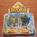 Figuras de Goma y PVC: BLISTER POWER OF EGYXOS DE GIOCHI PREZIOSI - EGIPTO EGIPCIOS. Lote 85923192