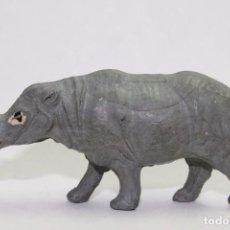 Figuras de Goma y PVC: MARCA GAMA RINOCERONTE DE GOMA. Lote 85928148