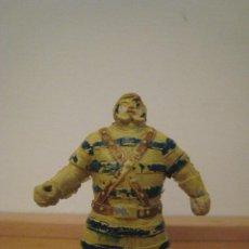 Figuras de Goma y PVC: FIGURA DE CRISPIN. PERSONAJE CAPITÁN TRUENO. ESTEREOPLAST/JIN. Lote 85931544