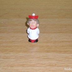 Figuras de Goma y PVC: RARA FIGURA DE PVC MONAGUILLO DE NOVO NILO SPAIN.. Lote 86073320