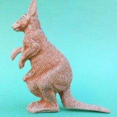 Figuras de Goma y PVC: CANGURO PECH - CREO QUE EN GOMA, JECSAN. Lote 86079944