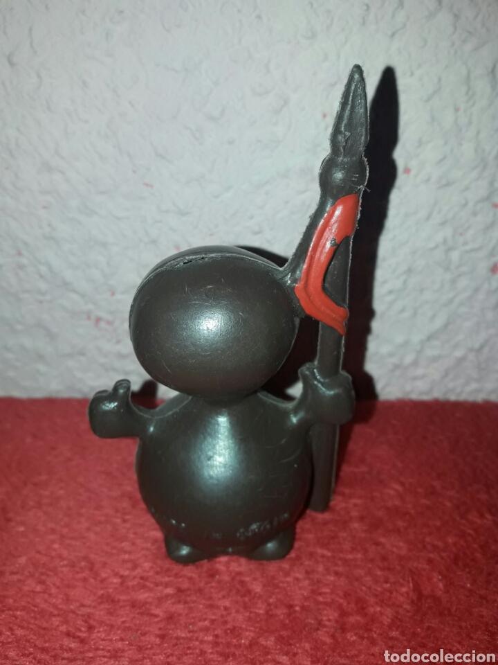 Figuras de Goma y PVC: Figura de conguito de pvc años 80 - Foto 3 - 86095932