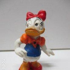 Figuras de Goma y PVC: FIGURA O MUÑECO GOMA PVC - DAYSI NOVIA DE DONALD - BULLY . Lote 86245176