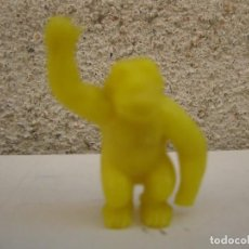 Figuras de Goma y PVC: GORILA - FIGURA PROMOCIONAL DE PLÁSTICO - FIERAS DEL ZOO - DUNKIN - AÑOS 70.. Lote 86285268