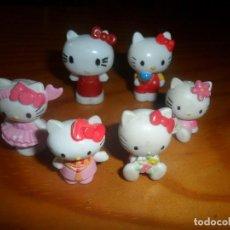 Figuras de Goma y PVC: HELLO KITTY - LOTE DE FIGURAS PVC -. Lote 86308996