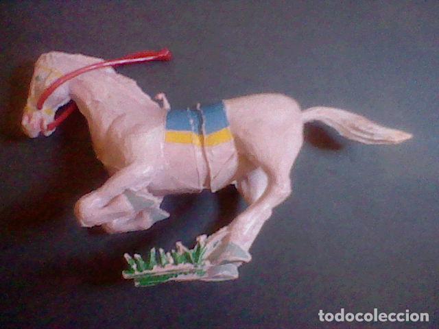 Figuras de Goma y PVC: figuras en plástico SIGRID estereoplast PINTADO A MANO CAPITAN TRUENO MUY DIFICIL CONSEGUIR - Foto 3 - 86318332