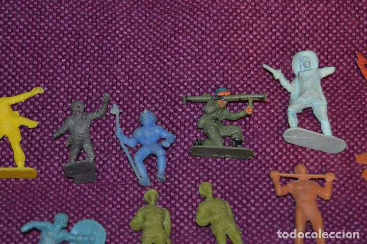 Figuras de Goma y PVC: VINTAGE - LOTE GIGANTE ¡¡HAZME UNA OFERTA!! - Foto 3 - 86393012