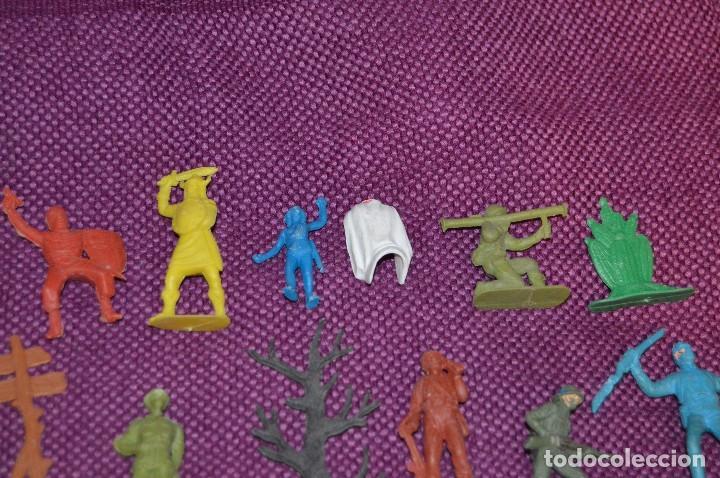 Figuras de Goma y PVC: VINTAGE - LOTE GIGANTE ¡¡HAZME UNA OFERTA!! - Foto 4 - 86393012