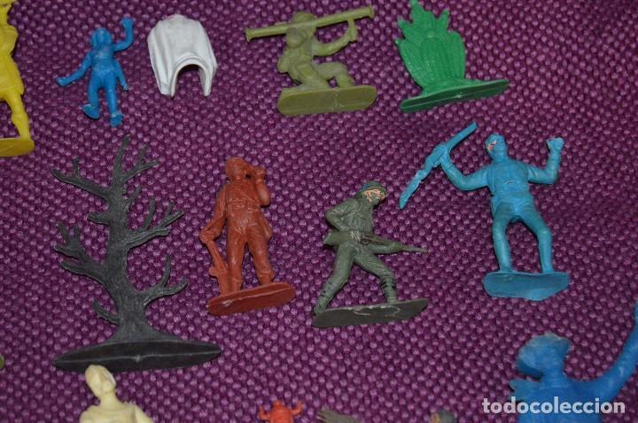 Figuras de Goma y PVC: VINTAGE - LOTE GIGANTE ¡¡HAZME UNA OFERTA!! - Foto 5 - 86393012