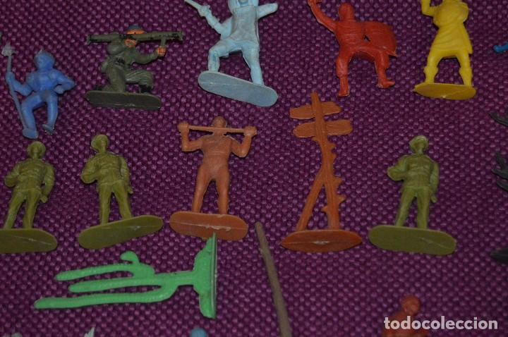 Figuras de Goma y PVC: VINTAGE - LOTE GIGANTE ¡¡HAZME UNA OFERTA!! - Foto 6 - 86393012