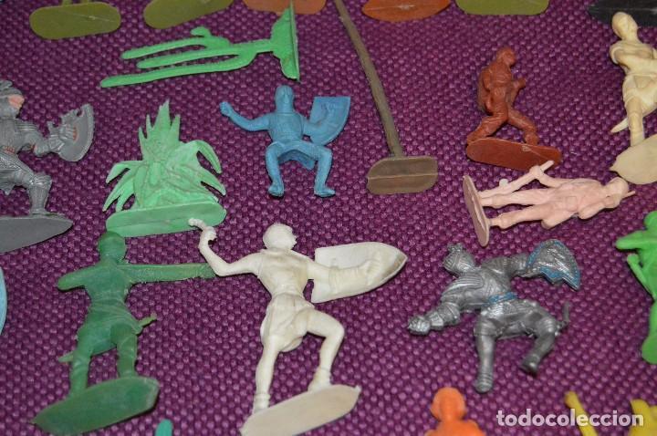 Figuras de Goma y PVC: VINTAGE - LOTE GIGANTE ¡¡HAZME UNA OFERTA!! - Foto 11 - 86393012