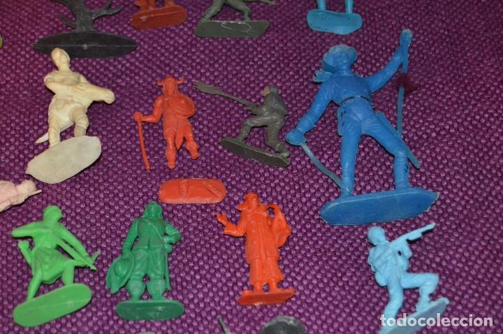 Figuras de Goma y PVC: VINTAGE - LOTE GIGANTE ¡¡HAZME UNA OFERTA!! - Foto 13 - 86393012