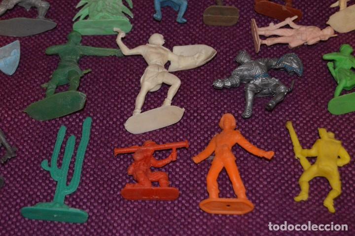 Figuras de Goma y PVC: VINTAGE - LOTE GIGANTE ¡¡HAZME UNA OFERTA!! - Foto 16 - 86393012