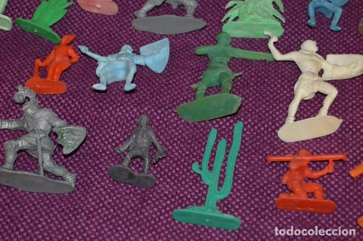 Figuras de Goma y PVC: VINTAGE - LOTE GIGANTE ¡¡HAZME UNA OFERTA!! - Foto 17 - 86393012