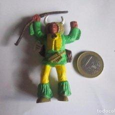 Figuras de Goma y PVC: INDIO COMANSI. Lote 86397240