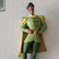 Figuras de Goma y PVC: PRÍNCIPE DISNEY BULLYLAND FIGURA GOMA. Lote 86480600