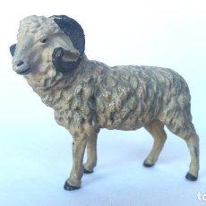 Figuras de Goma y PVC: CARNERO LINEOL 1930 ANIMALES DE GRANJA , PECH, LAFREDO. Lote 86528556