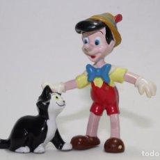 Figuras de Goma y PVC: FIGURA PVC DISNEY PINOCHO APPLAUSE. Lote 86558860