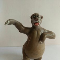 Figuras de Goma y PVC: FIGURA PVC OSO BALOO LIBRO DE LA SELVA DISNEY MARCA BULLY BULLYLAND. Lote 86577804
