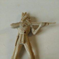Figuras de Goma y PVC: FIGURA COMANSI INDIO OESTE. Lote 86721564