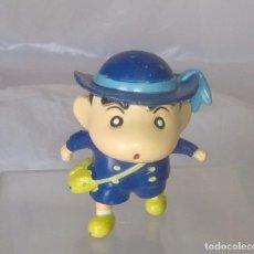 Figuras de Goma y PVC: FIGURAS PVC COMANSI - SHIN CHAN COLEGIO. Lote 86744116