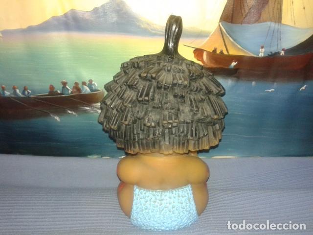 Figuras de Goma y PVC: ANTIGUO MUÑECO DE GOMA MAJUBA - Foto 2 - 86928660