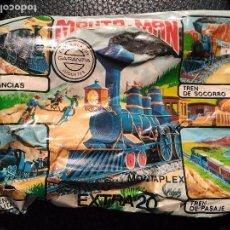 Figuras de Goma y PVC: MONTAPLEX MONTAMAN SOBRE CERRADO EXTRA 20 . Lote 87081816
