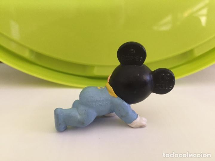 Figuras de Goma y PVC: FIGURA PVC MICKEY MOUSE BEBÉ WALT DISNEY BULLY - Foto 2 - 87146772