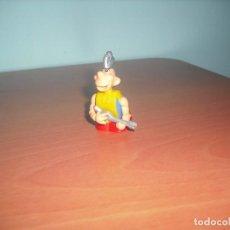 Figuras de Goma y PVC: PUNKI CON GUITARRA - SALIAN EN HUEVOS KINDER SORPRESA. Lote 87357448