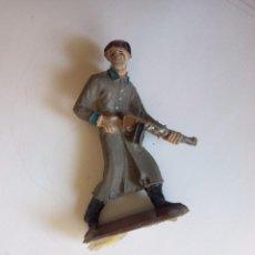 Figuras de Goma y PVC: FIGURA SOLDADO RUSO COMANSI. Lote 87366180