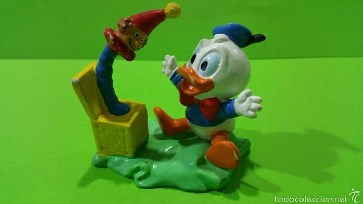 FIGURA PVC DISNEY - AÑO 1987 - BILLY WEST (Juguetes - Figuras de Goma y Pvc - Bully)