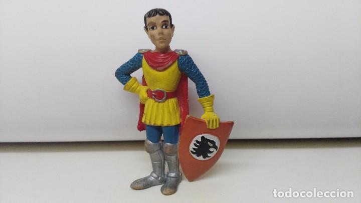 ANTIGUA FIGURA DE GOMA Y PVC COMICS SPAIN DRAGONES Y MAZMORRAS (Juguetes - Figuras de Goma y Pvc - Comics Spain)