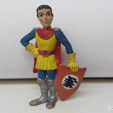 Figuras de Goma y PVC: ANTIGUA FIGURA DE GOMA Y PVC COMICS SPAIN DRAGONES Y MAZMORRAS. Lote 87511980