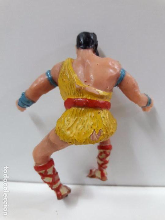 Figuras de Goma y PVC: TAURUS . REALIZADO POR ESTEREOPLAST . AÑOS 50 / 60 - Foto 3 - 87532732