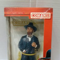 Figure di Gomma e PVC: GENERAL GRANT. THE WILD WEST. COMANSI. NUEVO EN CAJA. LEGENDARY PERSONAGES.. Lote 124156656